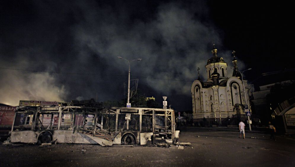 Photo Gallery: Violence in Eastern Ukraine