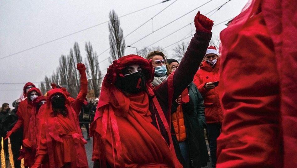 PiS-Gegner in Warschau: »Unterschiedliche Wirklichkeiten«