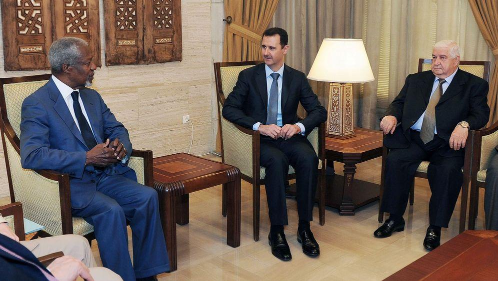 Kofi Annan: Karrierediplomat mit Rückschlägen