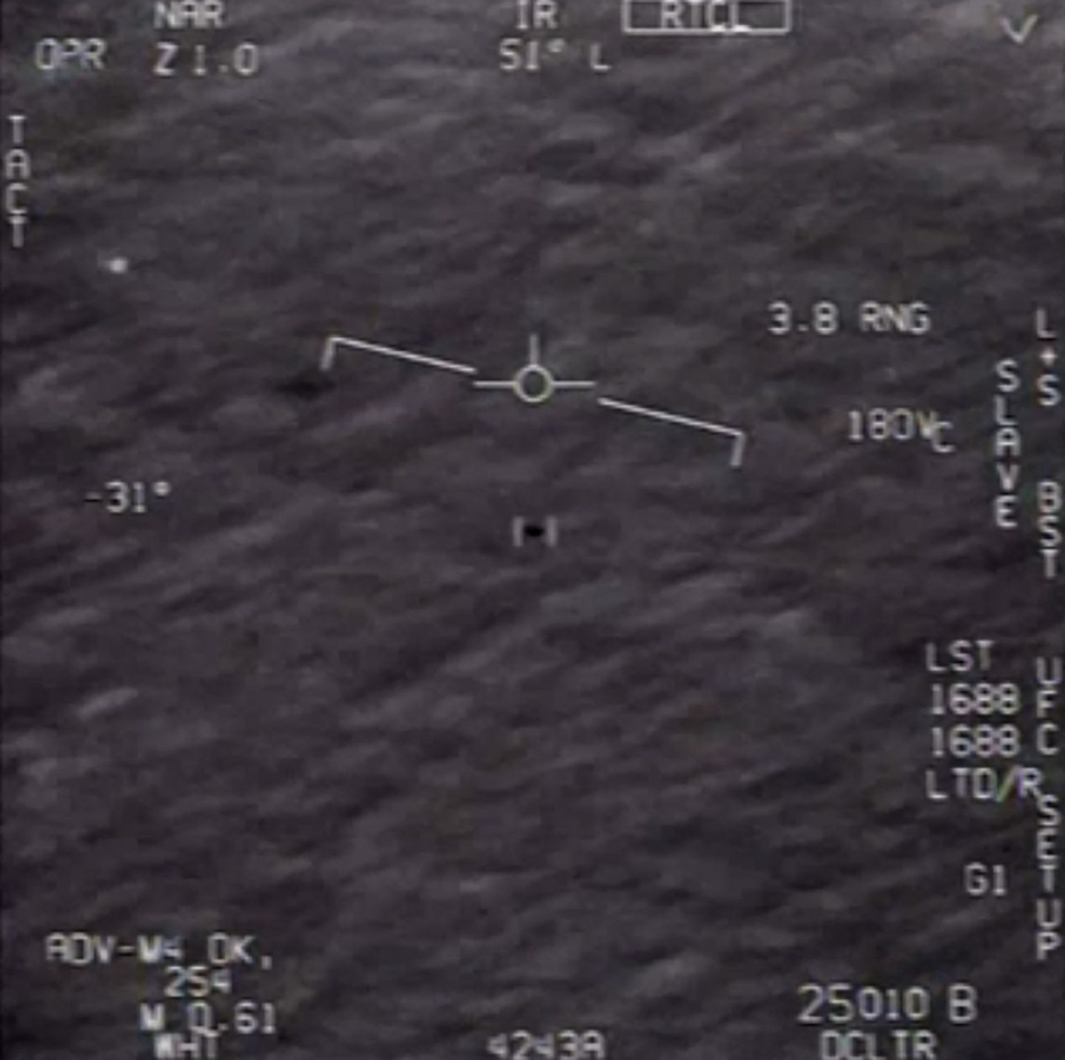 Looming US intelligence report to address UFOs