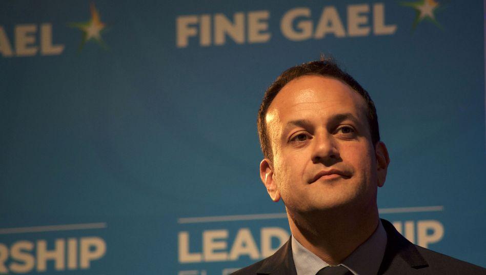 Der neue Taoiseach Leo Varadkar