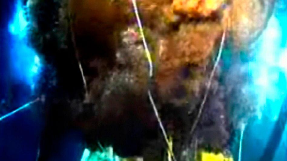 """Austretendes Öl im Golf von Mexiko: """"Das wird sich in kurzer Zeit als falsch herausstellen."""""""