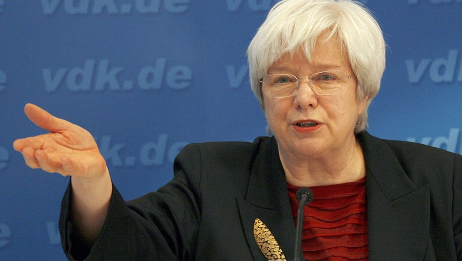 """VdK-Präsidentin Ulrike Mascher: """"Die Zahl der Geringverdiener ist erschreckend hoch"""""""