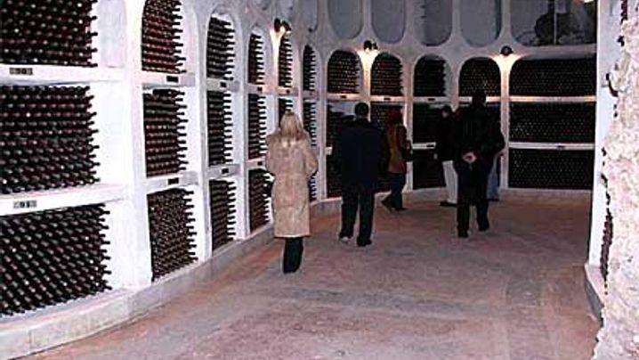 Cricova: Größter Weinkeller der Welt