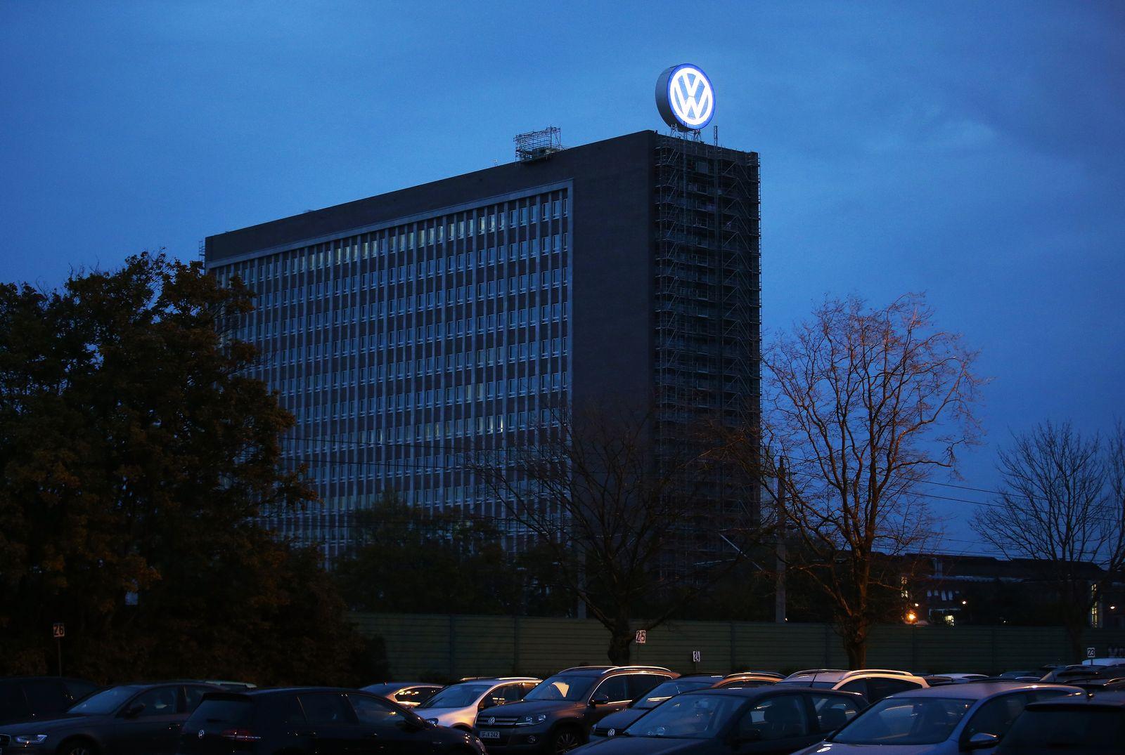 VW Wolfsburg Nacht