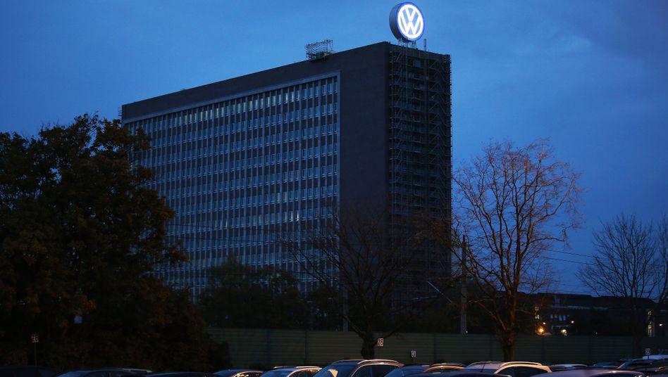 VW-Zentrale in Wolfsburg