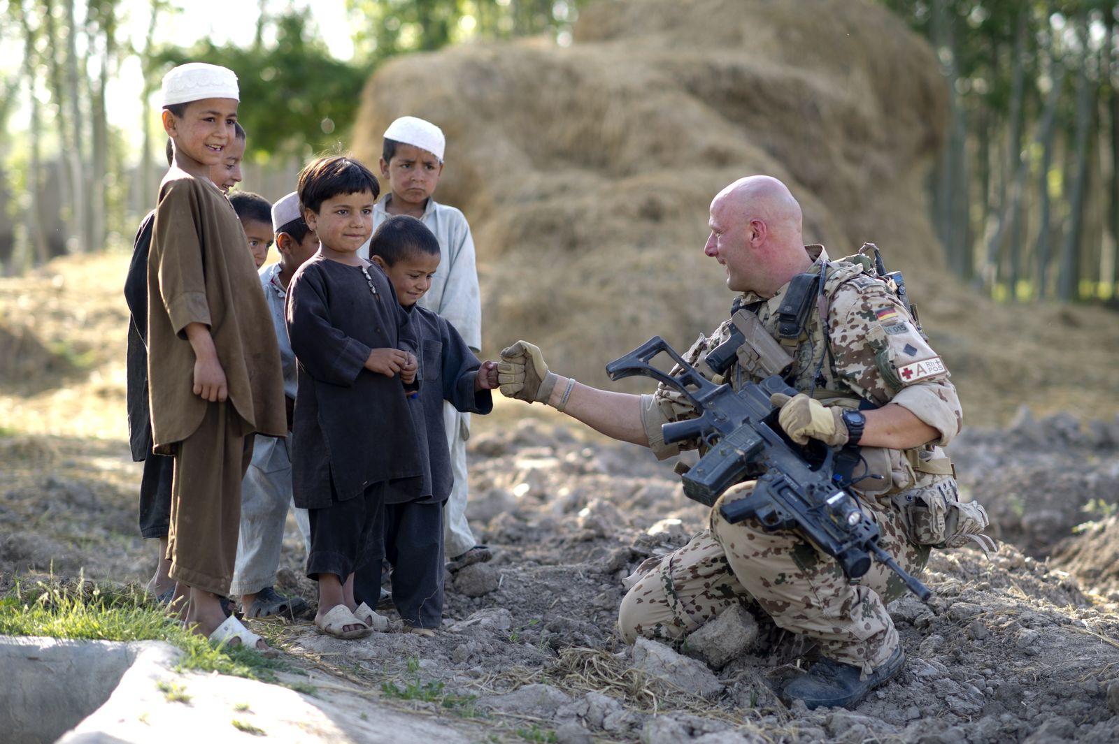 NICHT VERWENDEN bundeswehr Afghanistan