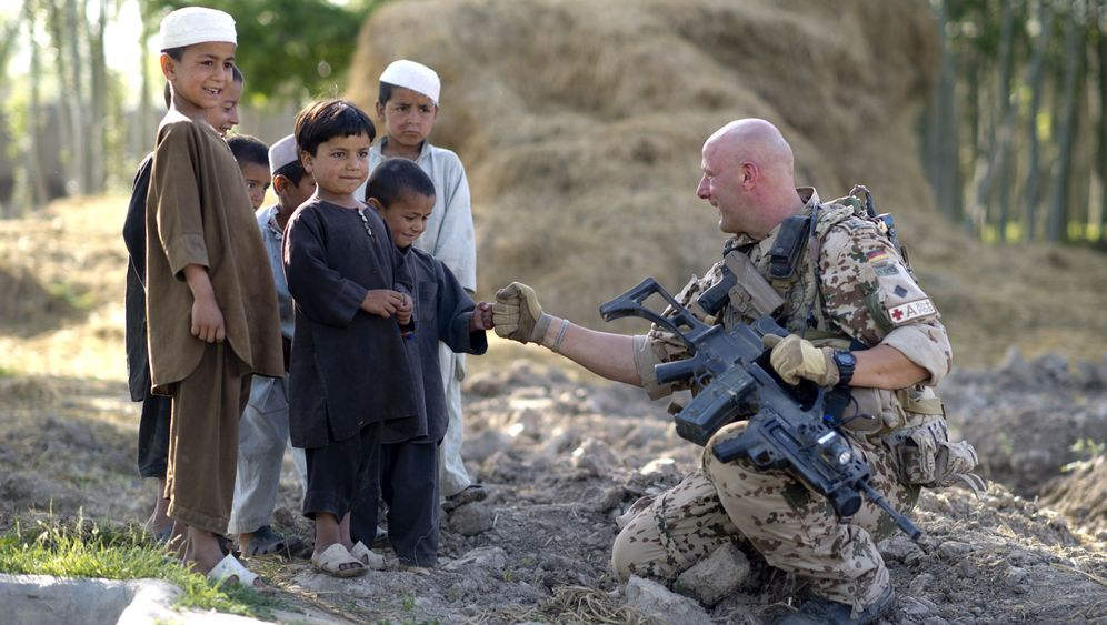 Photo Gallery: The German Military's Fight in Afghanistan