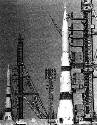 Sowjetische Rakete N1: Ingenieurs-Albtraum