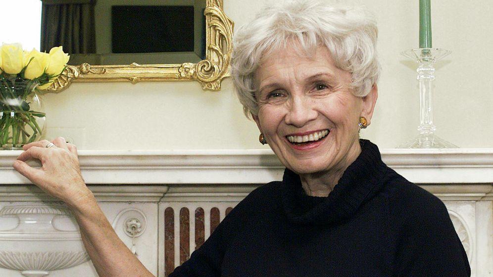 Literaturnobelpreis: Alice Munro muss Verleihung fernbleiben