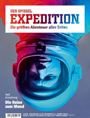 SPIEGEL EXPEDITION 2/2018 Cover
