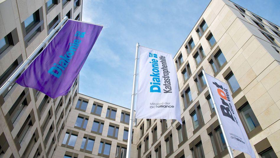 Evangelisches Werk für Diakonie und Entwicklung in Berlin