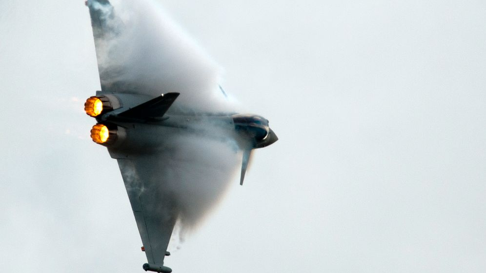 Photo Gallery: The Ill-Fated Eurofighter Project