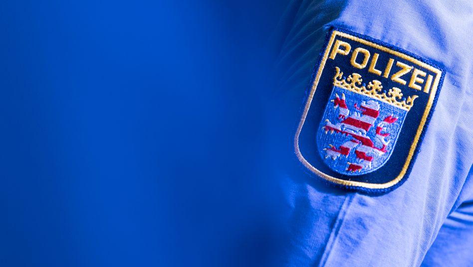Wappen der hessischen Polizei (Symbolbild)