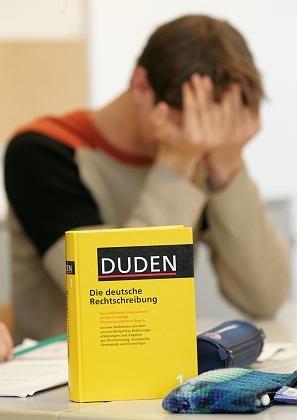 Reform-Frust: Muss Konrad Duden jetzt ins Gefängnis?