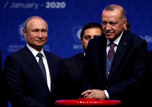 Putin und Erdogan: Wer gewinnt in Libyen?
