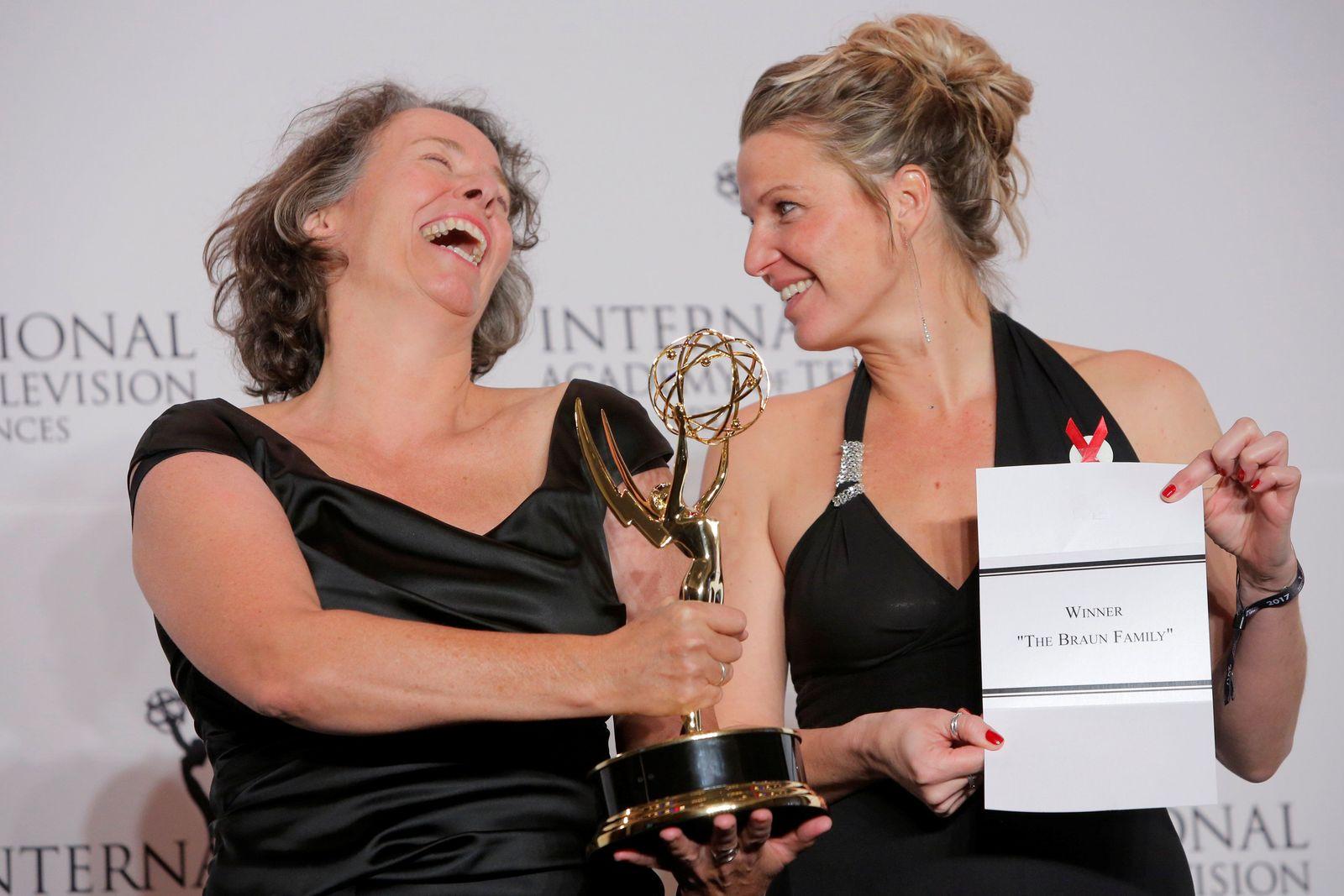 International Emmy/ Familie Braun