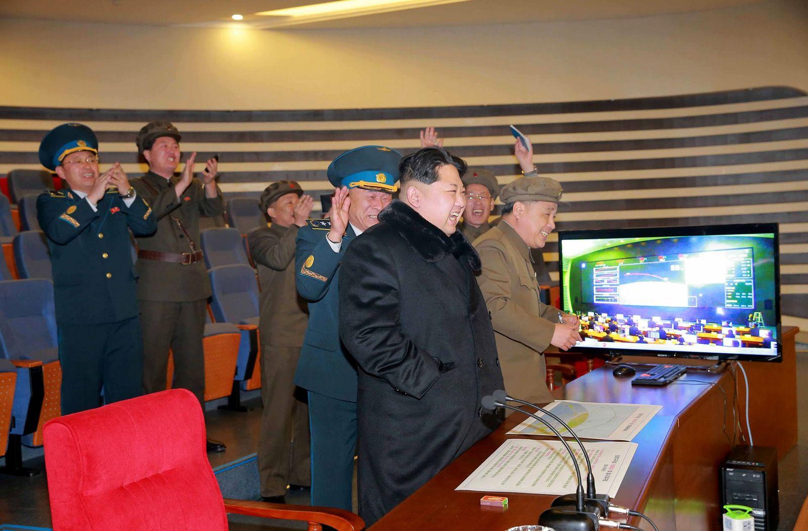 Kim Jong-Un / Nordkorea