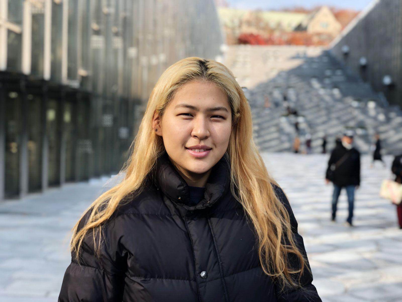 EINMALIGE VERWENDUNG Klimaprotokoll/ Südkorea/ Kim Sejung