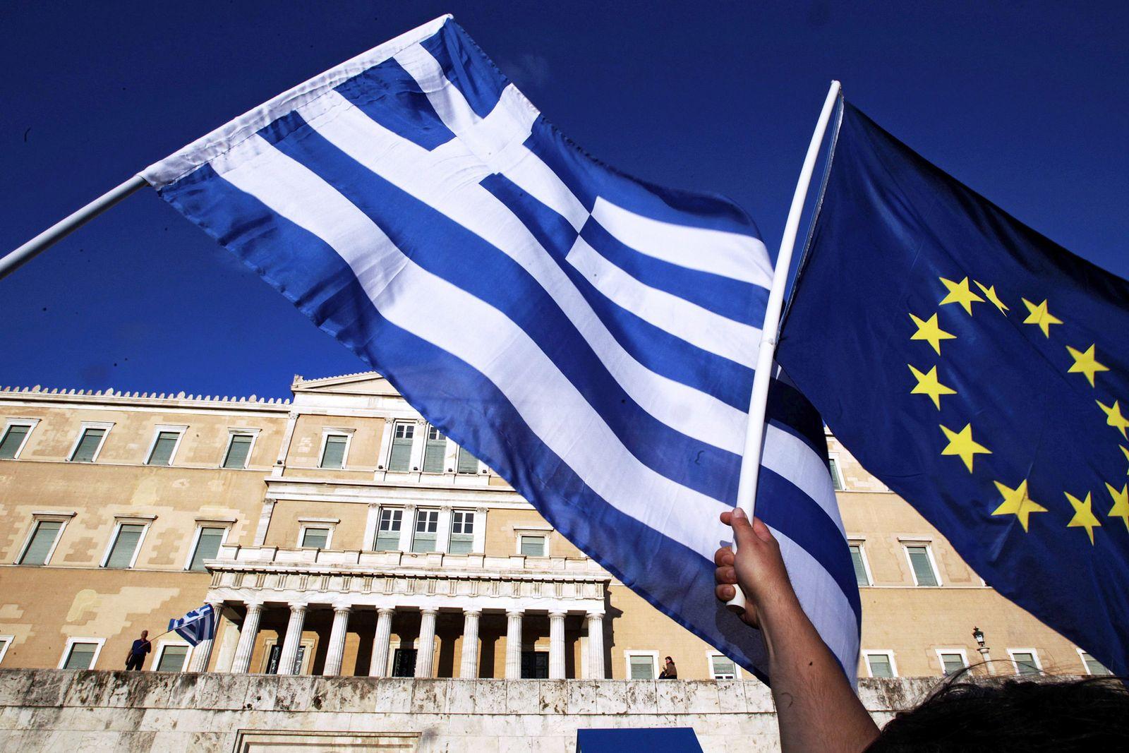 Griechenland / Konjunktur / Finanzkrise / Schulden /Schuldenkrise