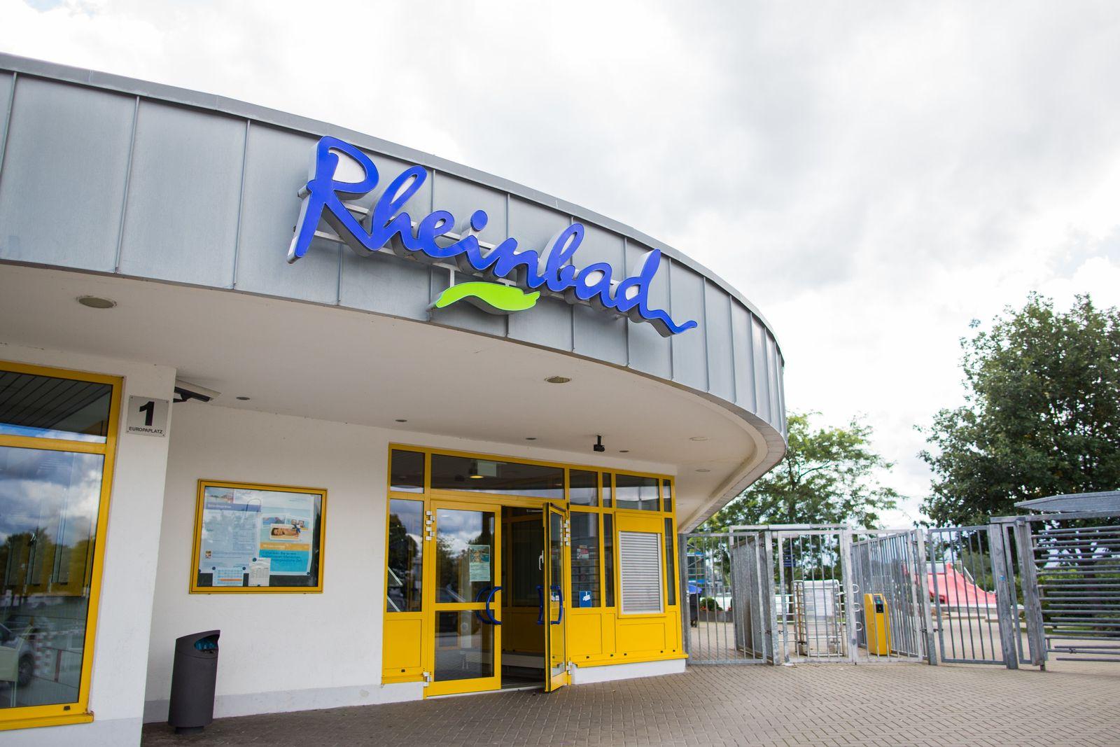 Rheinbad/ Düsseldorf
