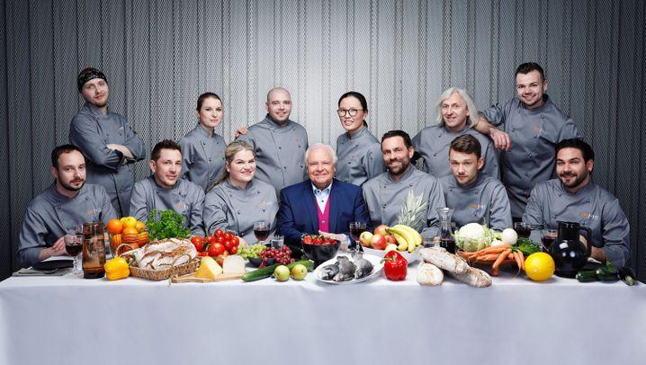 """""""Top Chef Germany"""": Profiköche im Wettbewerb"""