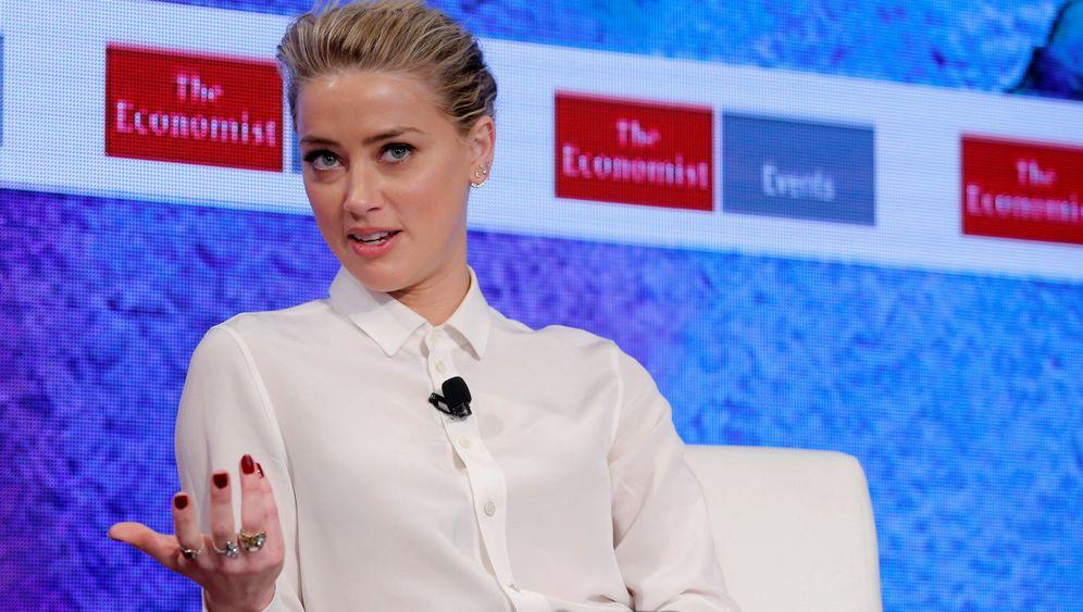 Süße Rache: Amber Heard vs. Barnaby Joyce