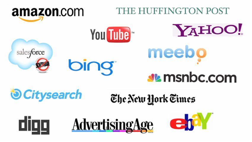 Da will Twitter hin: Tief integriert in kommerzielle Web-Angebote