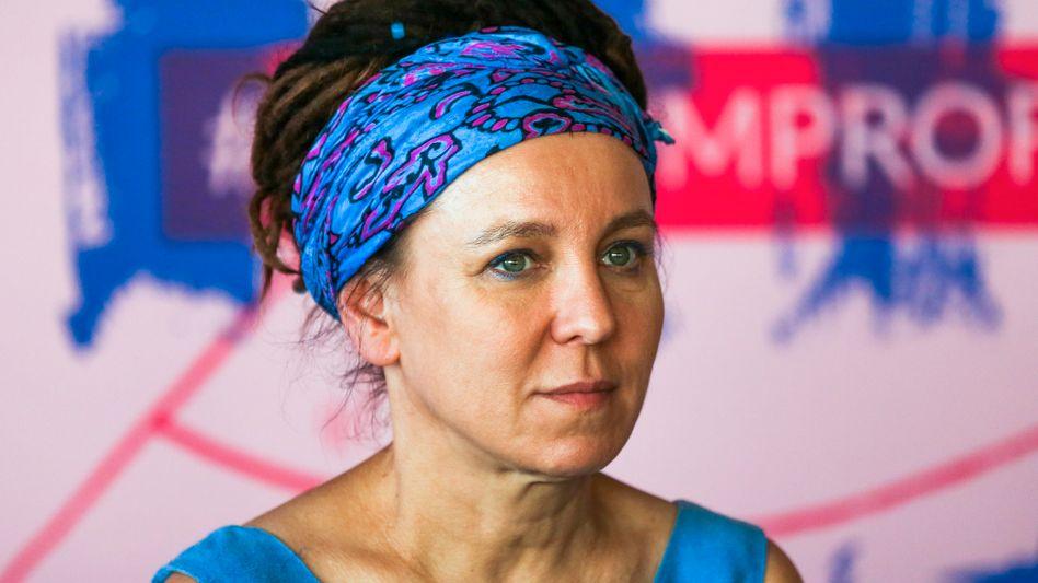 Olga Tokarczuk (in Krakau 2018): Der Zufall und das Ich sind die Reiseführer