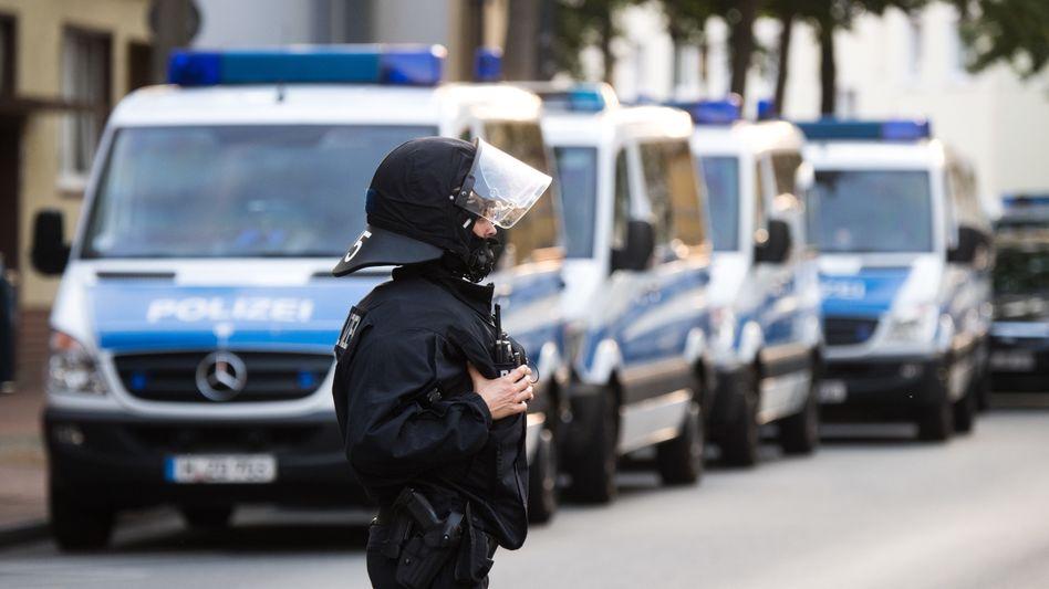 Polizist in Niedersachsen (Archivbild)