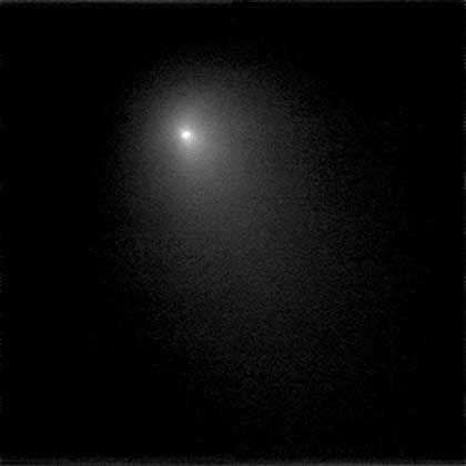 Ziel klar erkennbar: Komet Tempel 1