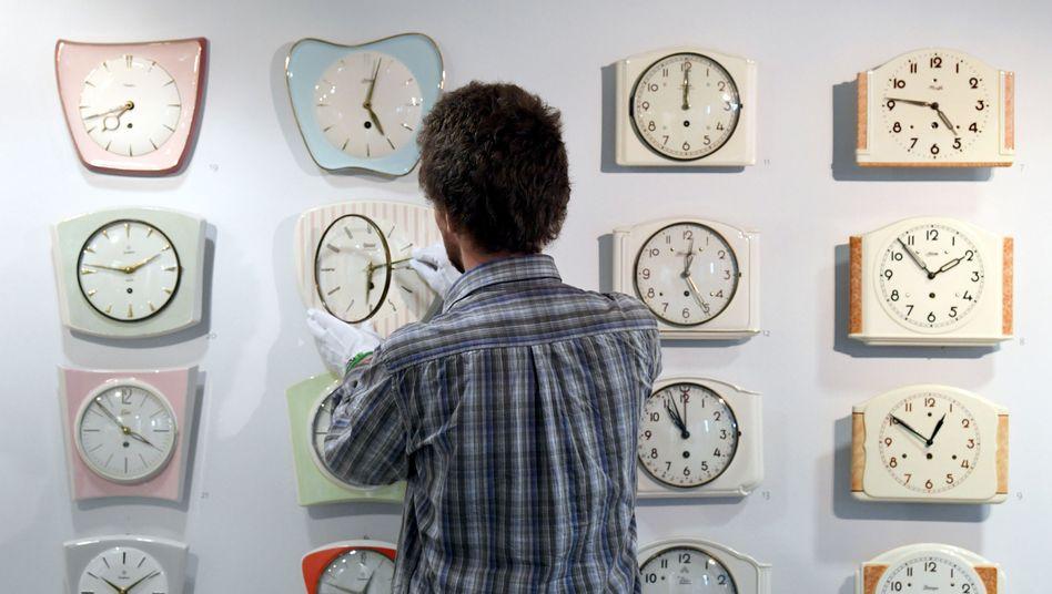 Zeitumstellung (Symbolbild)
