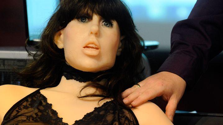 Roboter-Puppe: Silizium statt Silikon