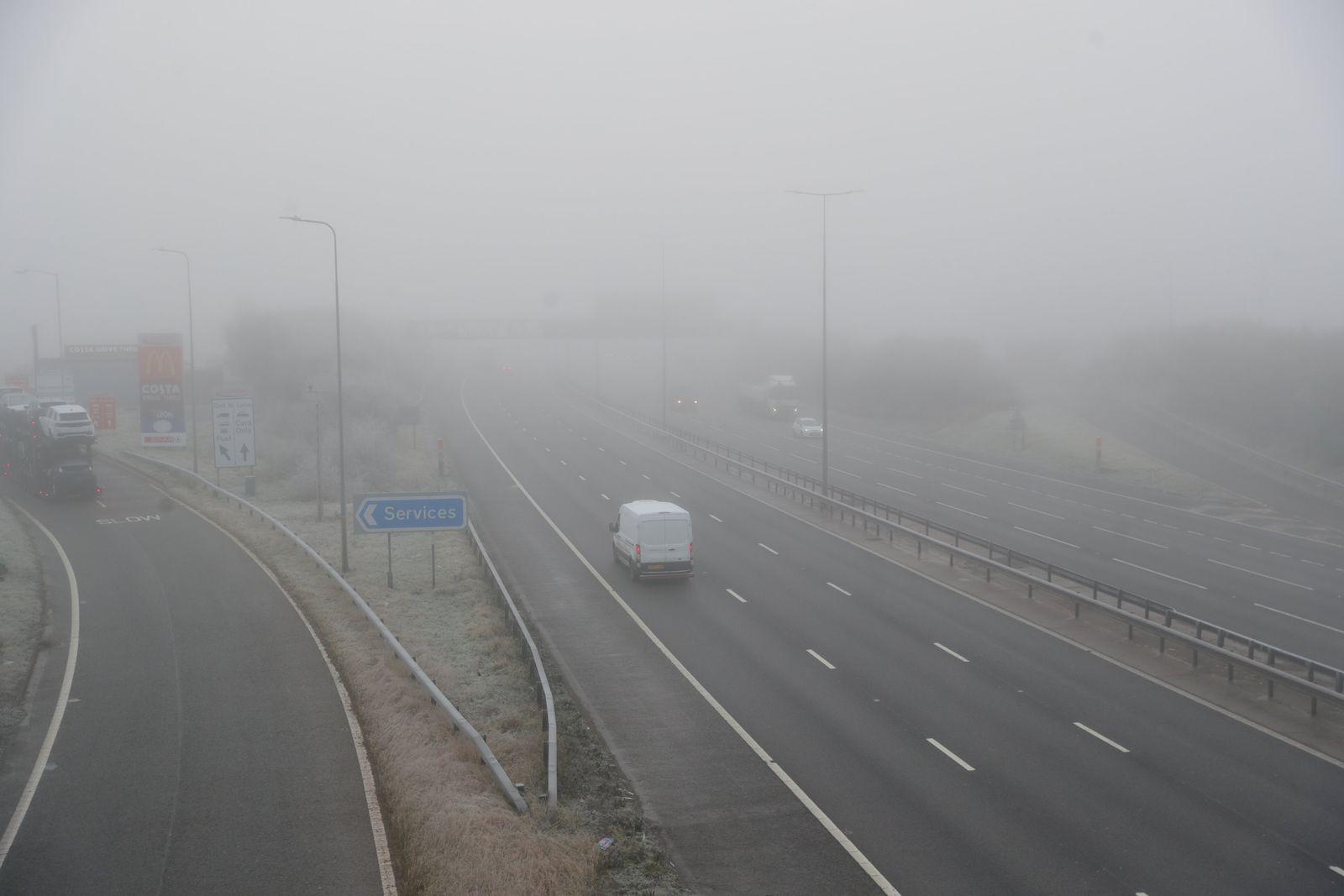 Wetter in Großbritannien