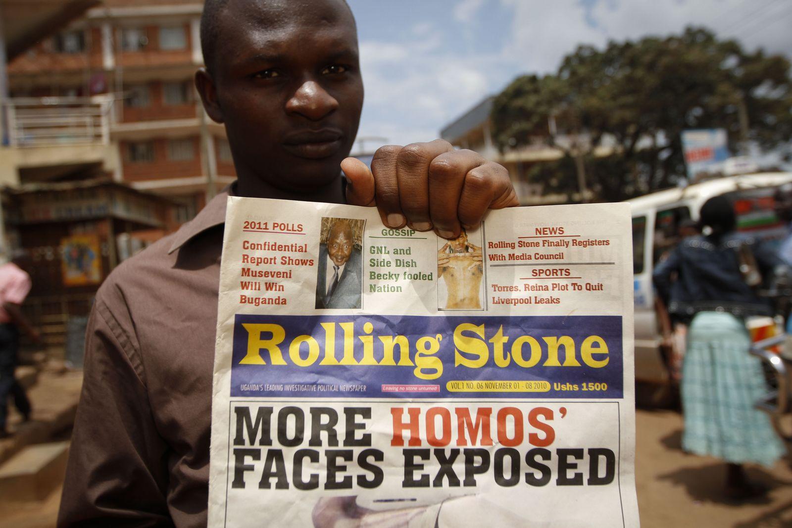 Uganda/ David Cecil/ Muhame