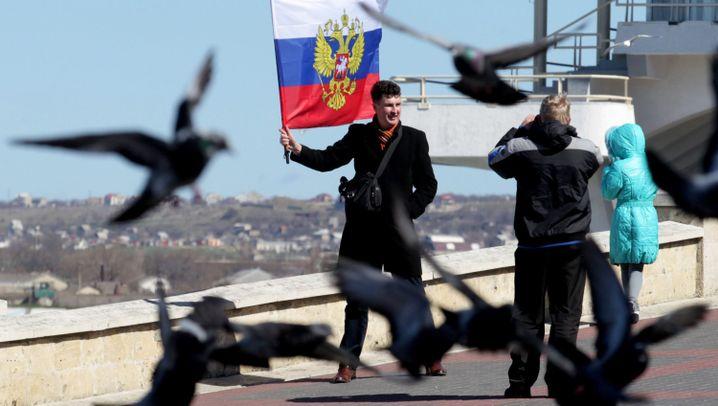 Sanktionen gegen Russen und Ukrainer: Die Bestraften