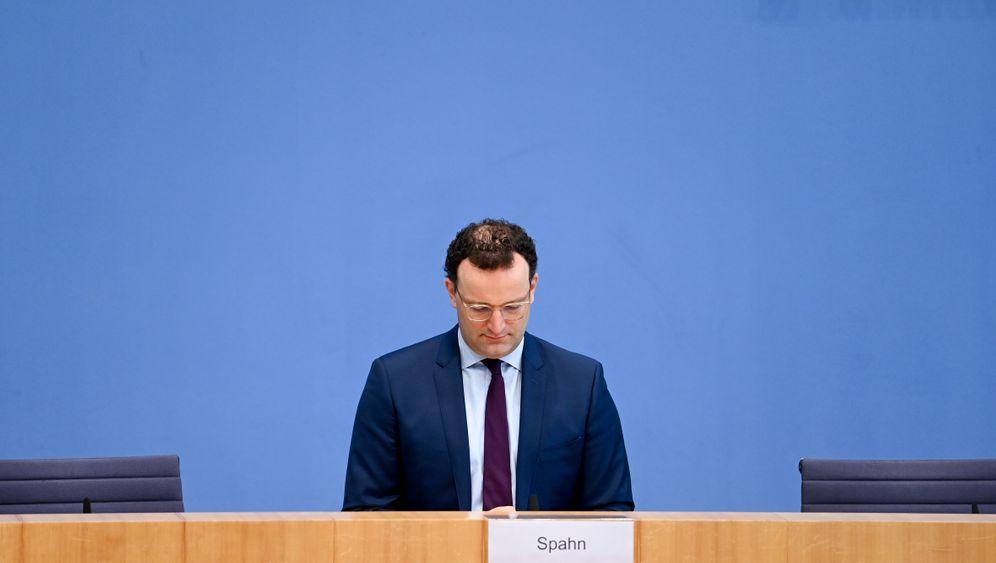 Gesundheitsminister Spahn: »Wenn zu viele sich in falscher Sicherheit wiegen, steckt darin auch ein Risiko.«