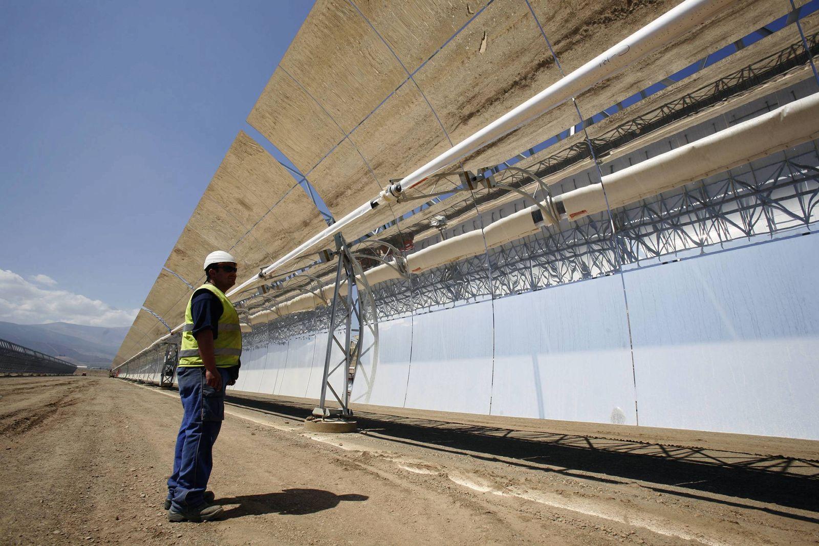NICHT VERWENDEN Desertec Solarmillenium