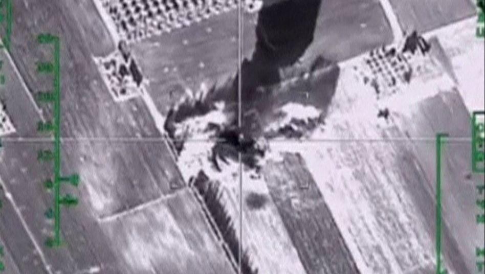 Russisches Bombardement in Idlib: Vorwürfe der Türkei