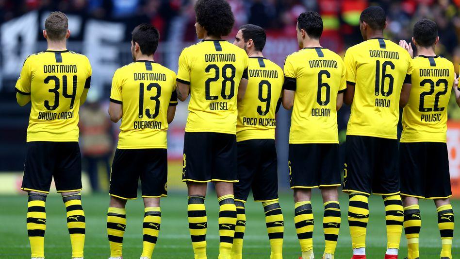 Dortmund-Profis
