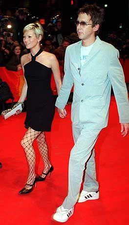 Keiner erkannte sie: Top-Model Kate Moss mit Begleiter
