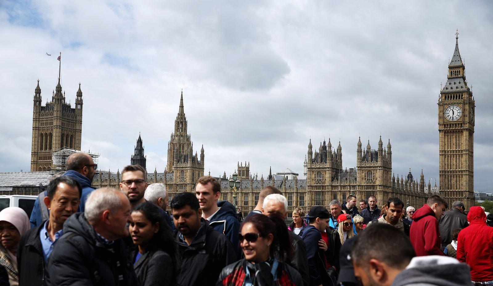 England / London / Westminster bridge / Konjunktur / Symbolbild