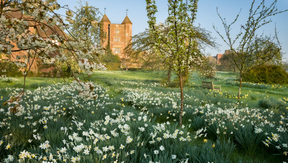 Der Garten von Sissinghurst Castle