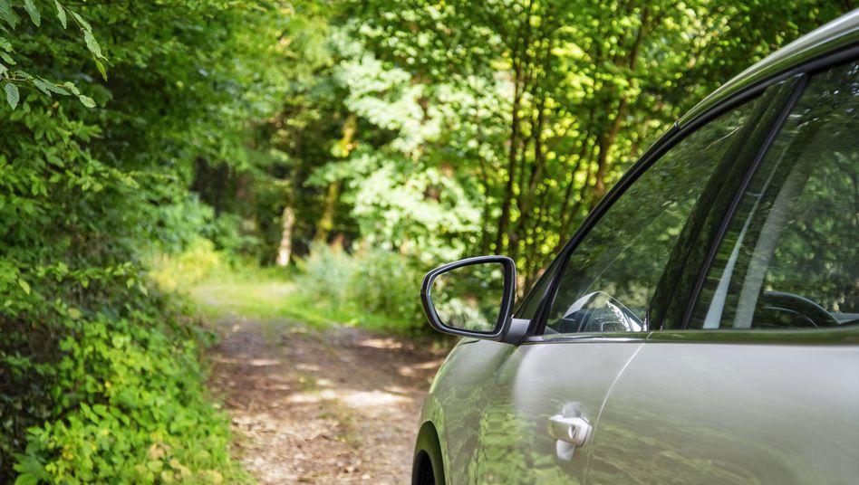 Mit dem Auto in die Natur - in der Bundesrepublik Autoland kein Widerspruch