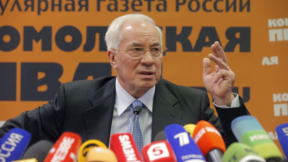 """Politiker Asarow: Vorwürfe wie """"Täuschung"""" und """"Unaufrichtigkeit"""""""