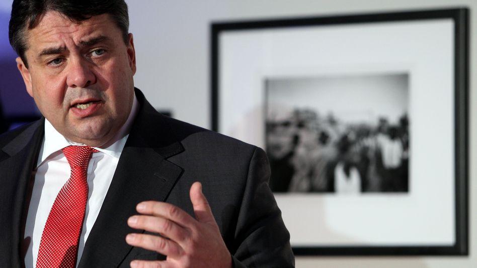 """Politiker Gabriel: """"Taktisches Verhalten fehl am Platz"""""""
