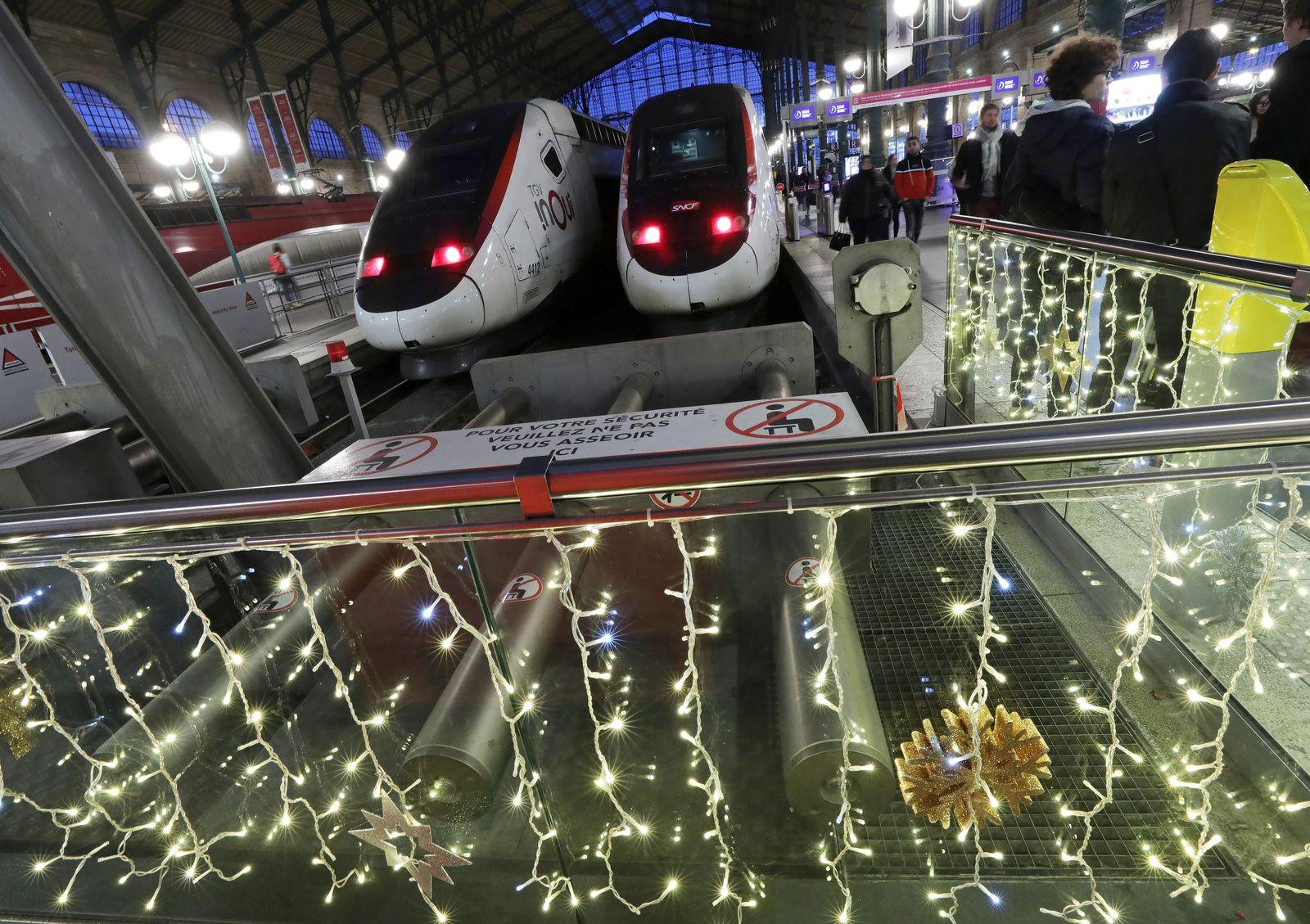 TGV Frankreich