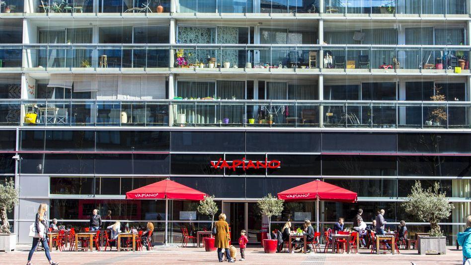 Vapiano-Restaurant in Rotterdam: Börsenwert um 80 Prozent gesunken