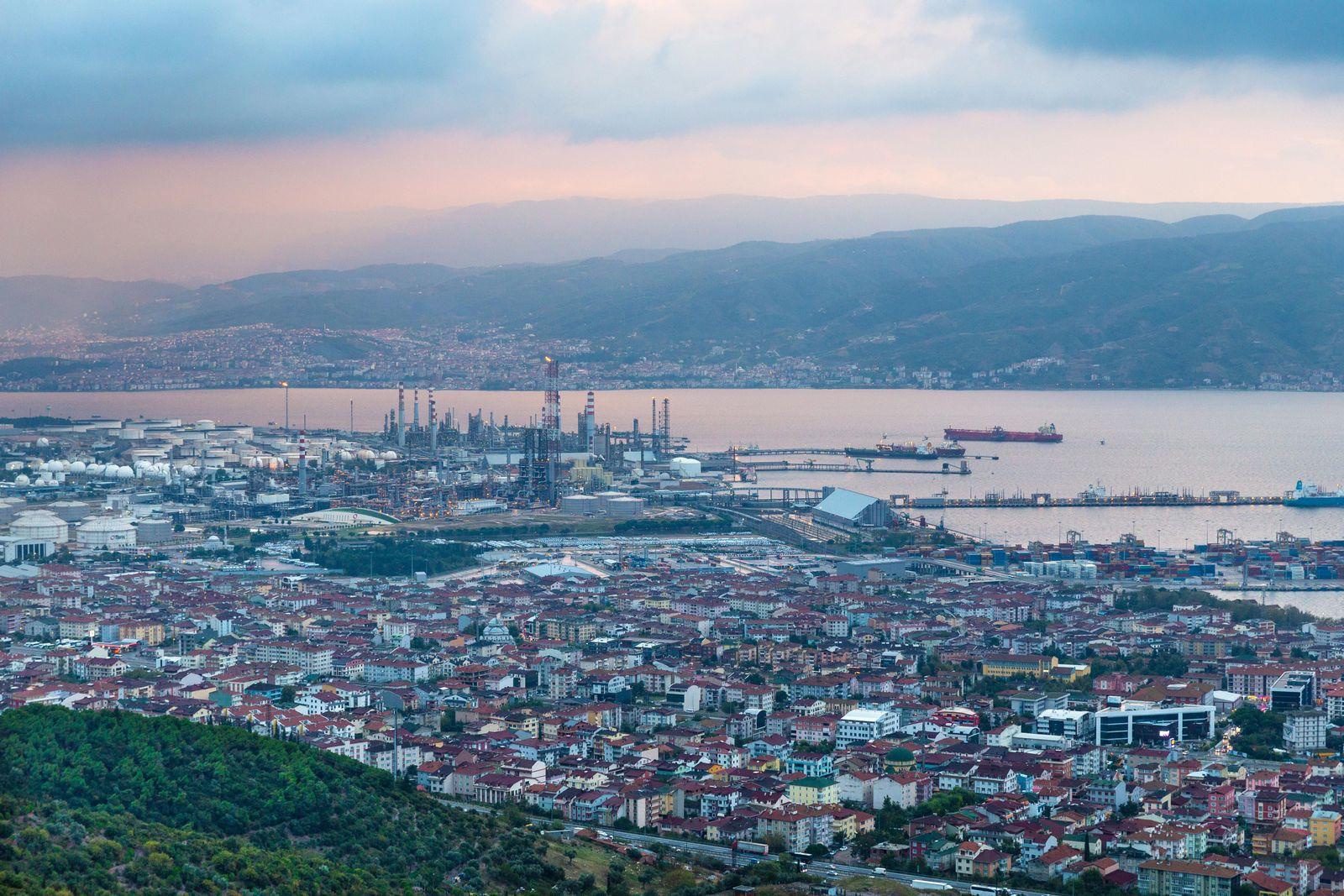 EINMALIGE VERWENDUNG SP+ SP 40/2019, S.96 Türkei / Kocaeli