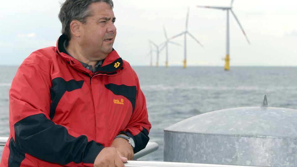 Wirtschaftsminister Gabriel: Widerstand vom Koalitionspartner